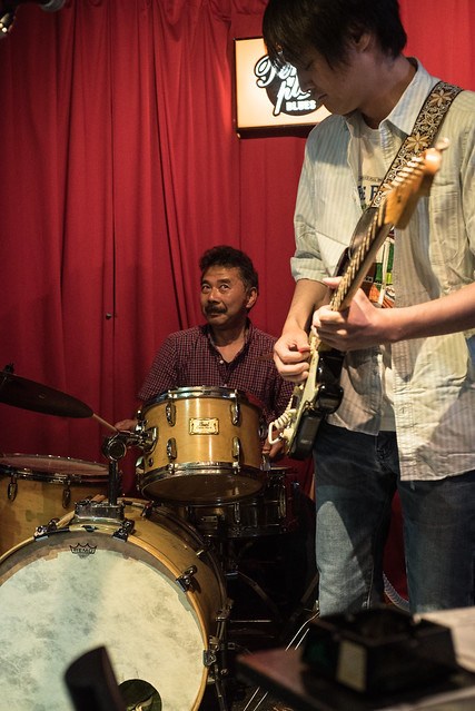 T.G.I.F. Blues Session at Terraplane, Tokyo, 14 Jul 2017 -00090