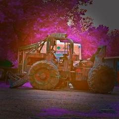 #constructionequipment #truck #monstertruck #photography #stilllifephotography #psychedelicphotography #stilllife #stills #strange #surreal #trippy #art #artistic #artsy #beautiful