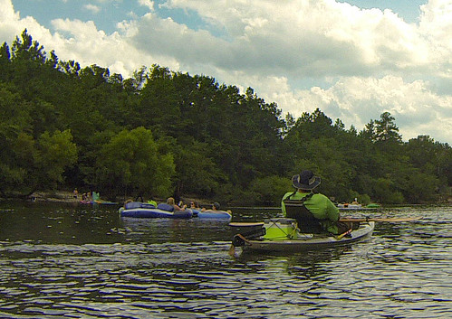 Edisto River Rope Swing and Beer Commercial Float-61