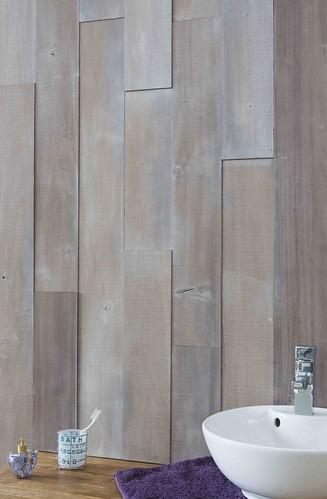 mur salle de bains