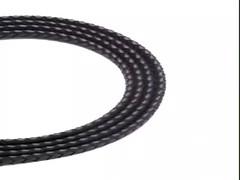 Плетёный шнурок из искусственной кожи от Skysystems.com.ua #forhandmade #handmade #skysystems #jewellery #jewelry #кожаныйшнур #кожаныйшнурок #кожаската #кожадлябраслетов #плоскаякожа