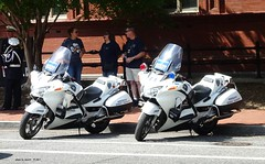 Essex County NJ Sheriff - Honda Motorcycles (01