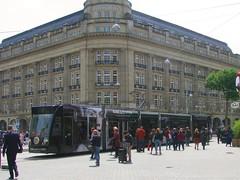 """GVB tram 2099 """"Bang & Olufsen"""""""