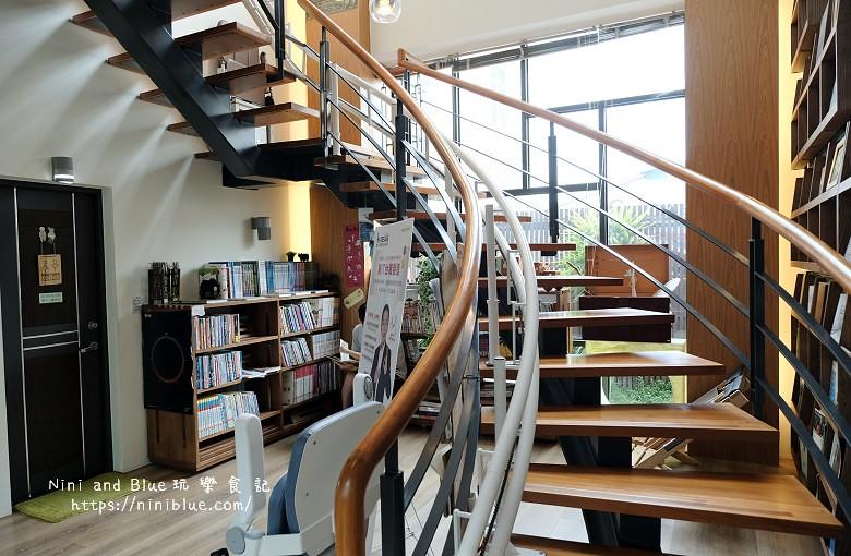 羅布森書蟲房.台中景點.獨立書店15