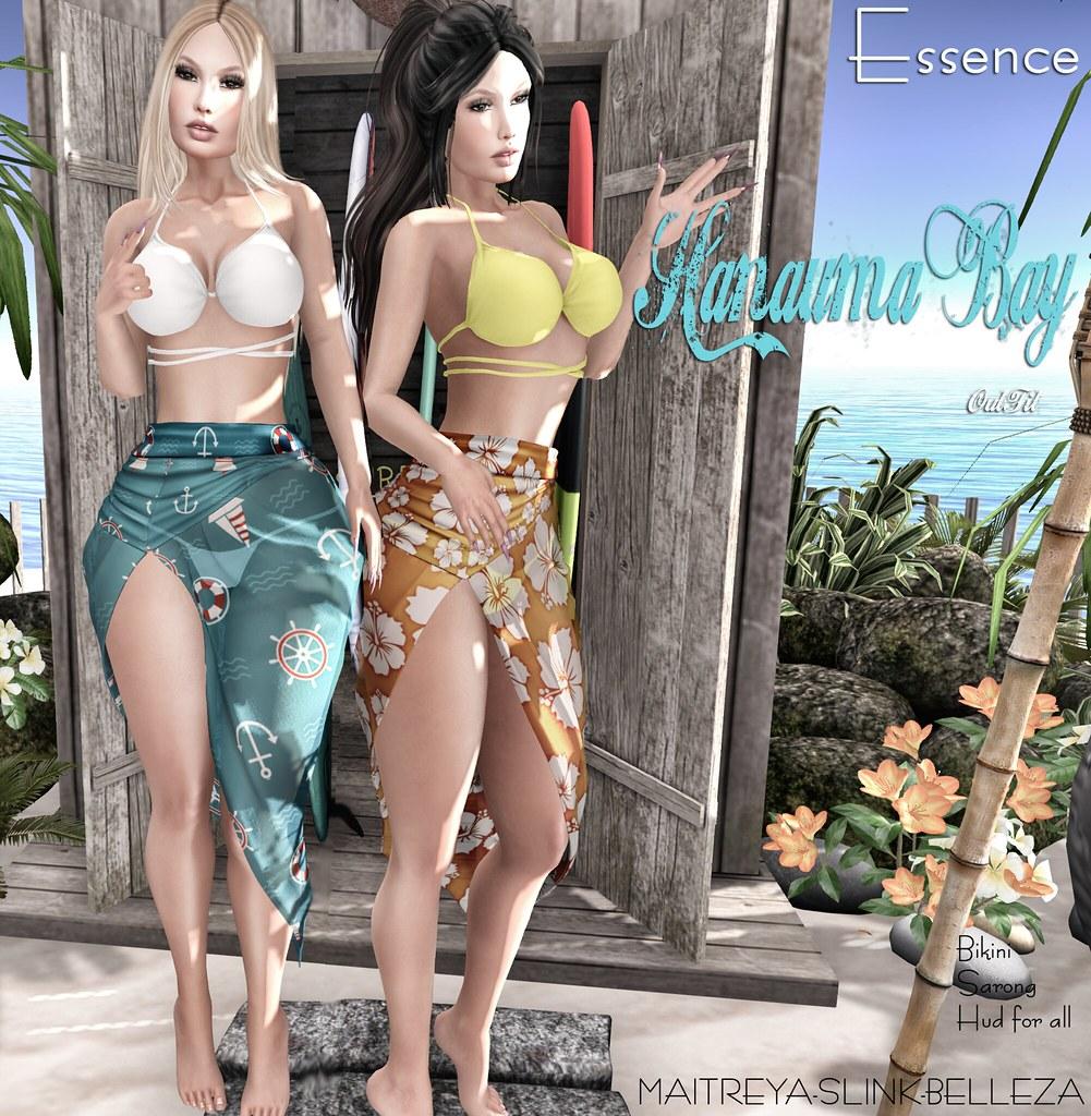 Hanauma Bay Outfit - SecondLifeHub.com
