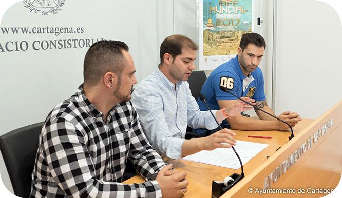 Cartagena acoge este sábado el Campeonato Mundial de Culturismo IBFF