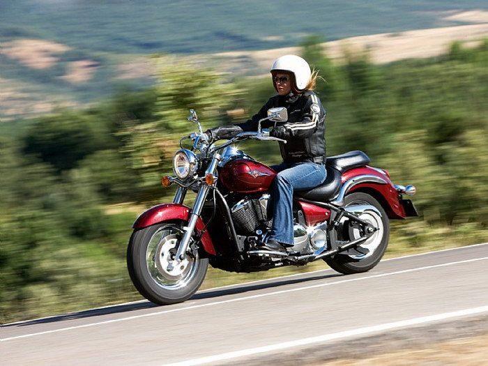 Kawasaki VN 900 Classic 2009 - 21