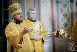 Божественная литургия 505