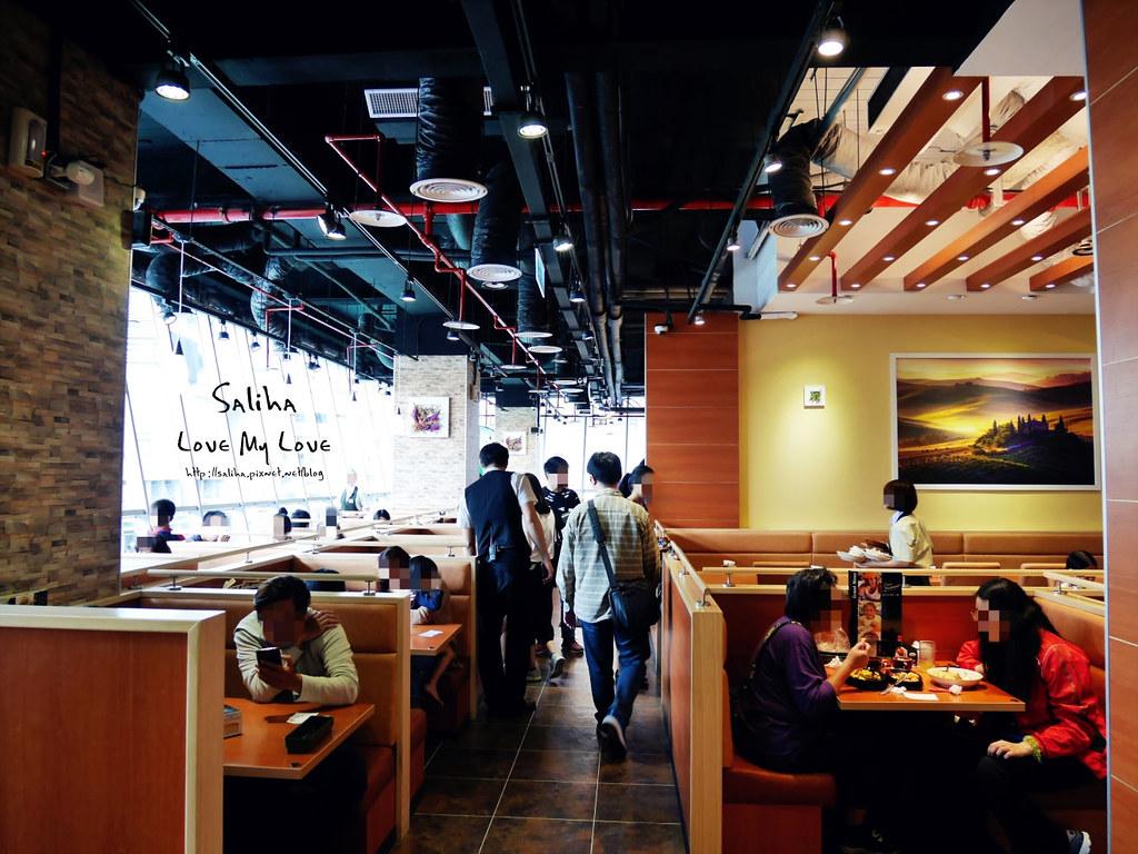 新店大坪林餐廳推薦薩莉亞義大利麵披薩 (32)