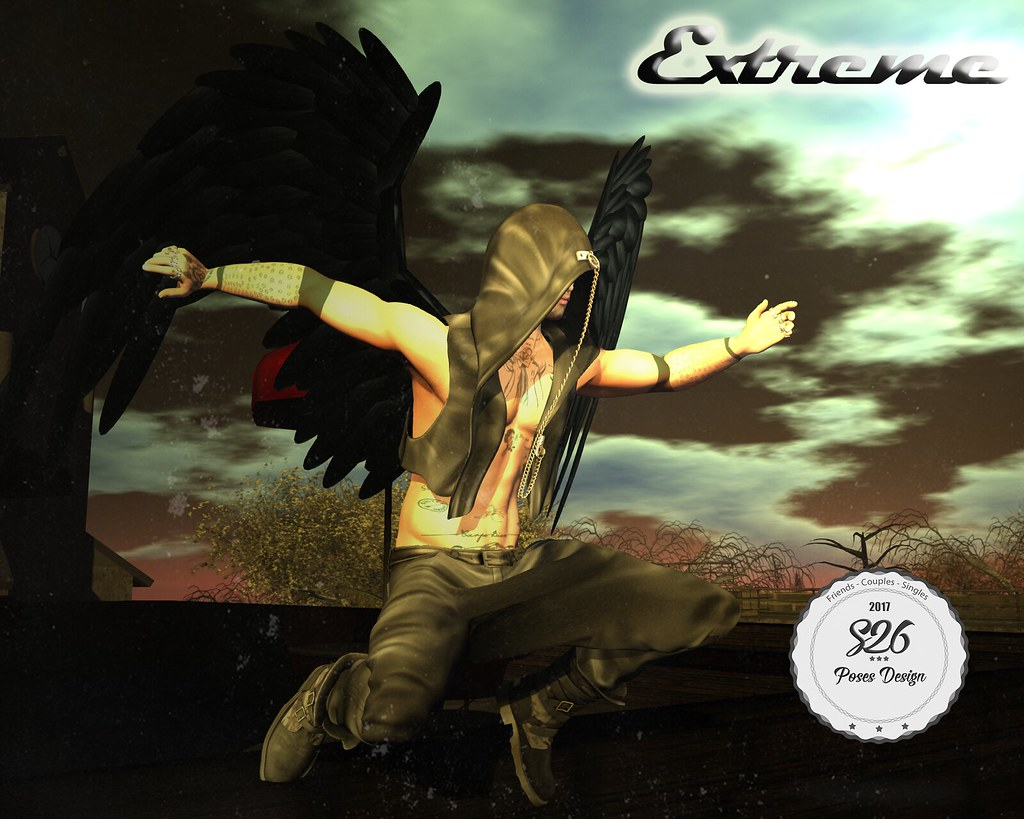 *** NEW S26 - EXTREME *** - SecondLifeHub.com