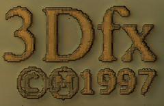 3Dfx@350nm@Fixed-pipeline@SST-2_(CK)@Voodoo_2@500-0009-01_D17651.00_CK_9812_20004_Taiwan___DSCx1_top_layer_closeup