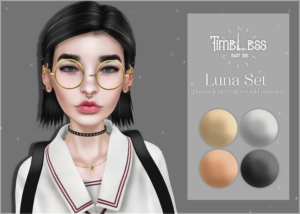 Timeless - Luna Set - SecondLifeHub.com