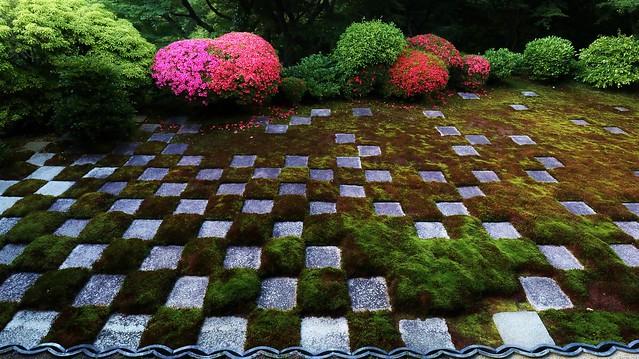 Tofukuji Checkerboard Zen Garden, Canon EOS M5, Canon EF-M 11-22mm f/4-5.6 IS STM