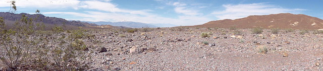 Death Valley 2 Panorama, Sony DSC-W350