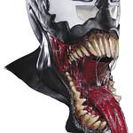 一秒變身蜘蛛人最恐怖的對手!【猛毒】全罩式DLX 面具 MARVEL VENOM FULL OVERHEAD ADULT DLX MASK