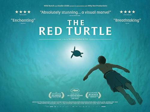 La Tortue Rouge - Poster 2