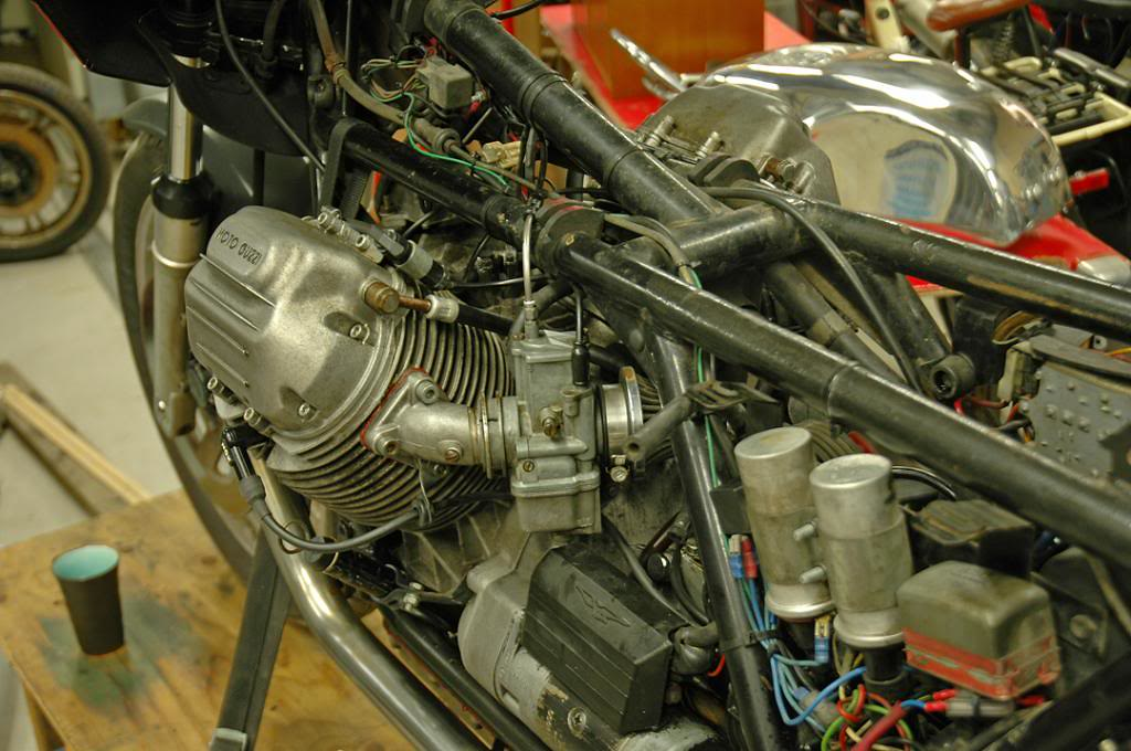 Moto Guzzi SP 1000 - 1983 - Page 2 35030915203_b14651d14c_b