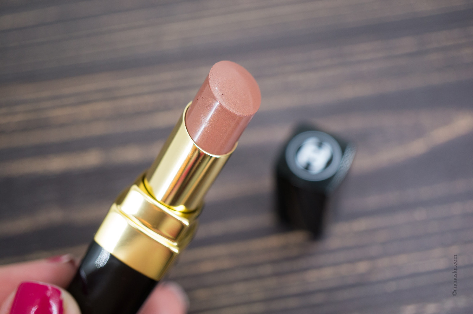 Chanel Rouge Coco Shine 527 Golden Sun