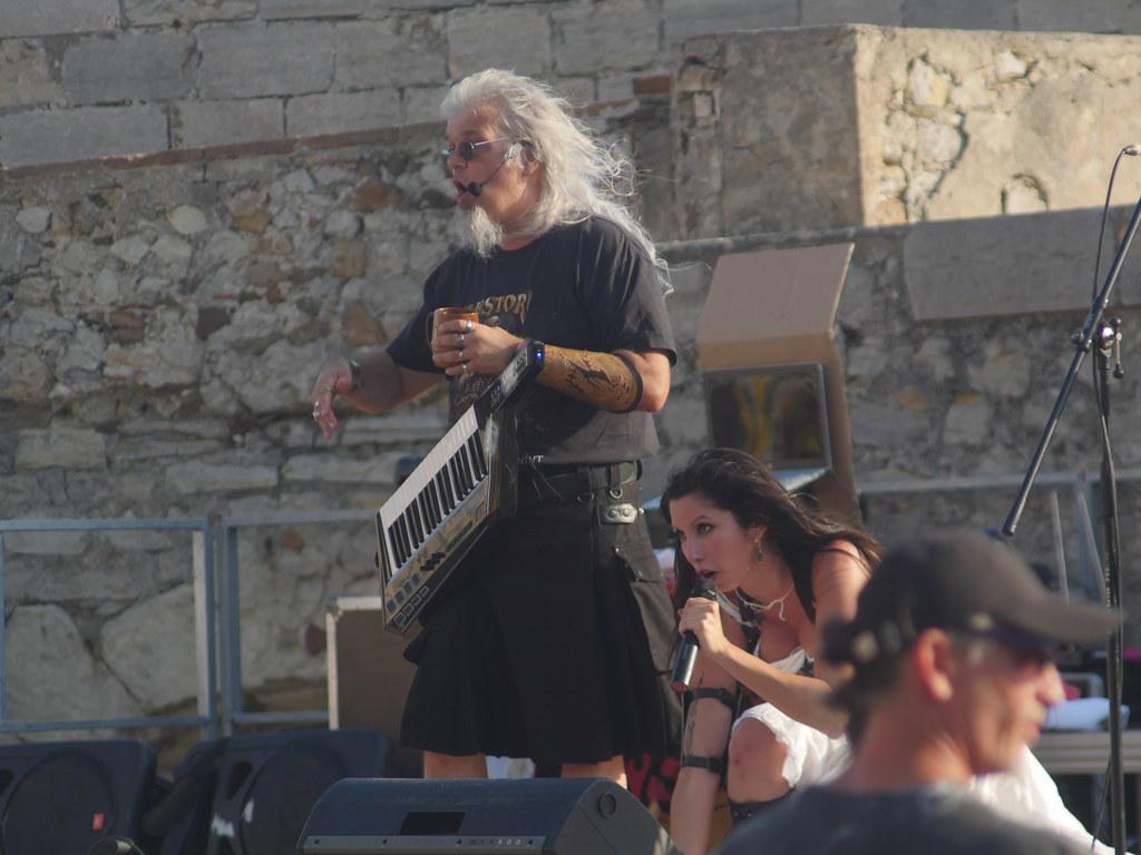 related image - Concert Les Alabres - HelpFest 2017 - Tour Royale - Toulon - 2017-06-24- P2110636