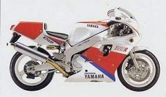 Yamaha FZR 750 R - OW 01 1989 - 7
