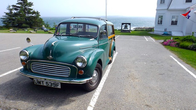 Woodie Morris Minor Wooden, Fujifilm FinePix S4800