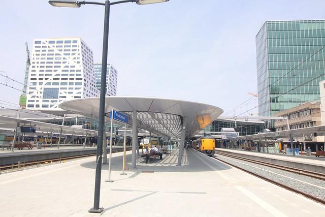 Sunny Central Station Utrecht
