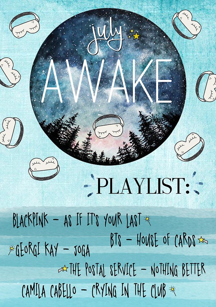 July Awake