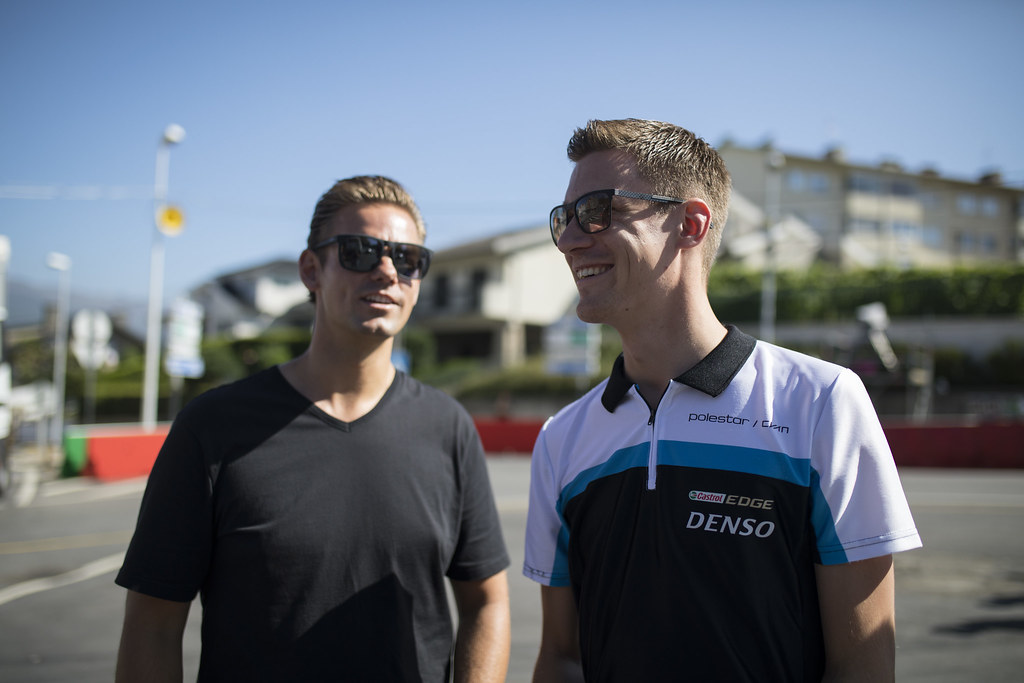 CATSBURG Nicky (ned) Volvo S60 Polestar team Polestar Cyan Racing ambiance portrait during the 2017 FIA WTCC World Touring Car Championship race of Portugal, Vila Real from june 23 to 25 - Photo Gregory Lenormand / DPPI