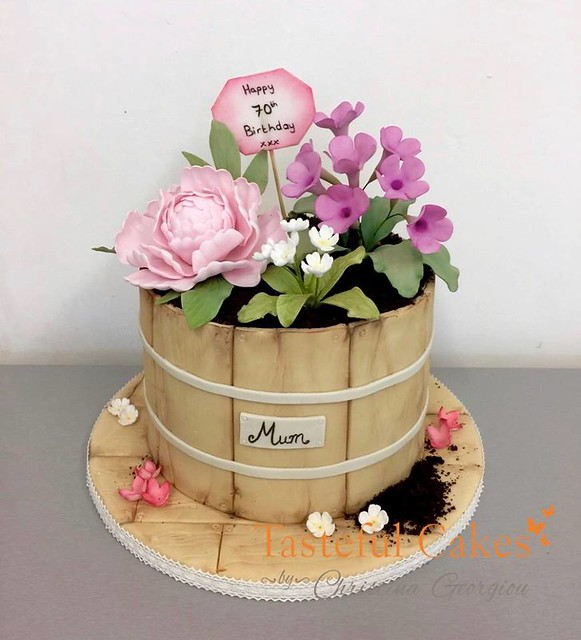 Cake by Tasteful Cakes