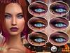 *Birth* Peacock Eyeshadow Makeup (Catwa)- Set 3