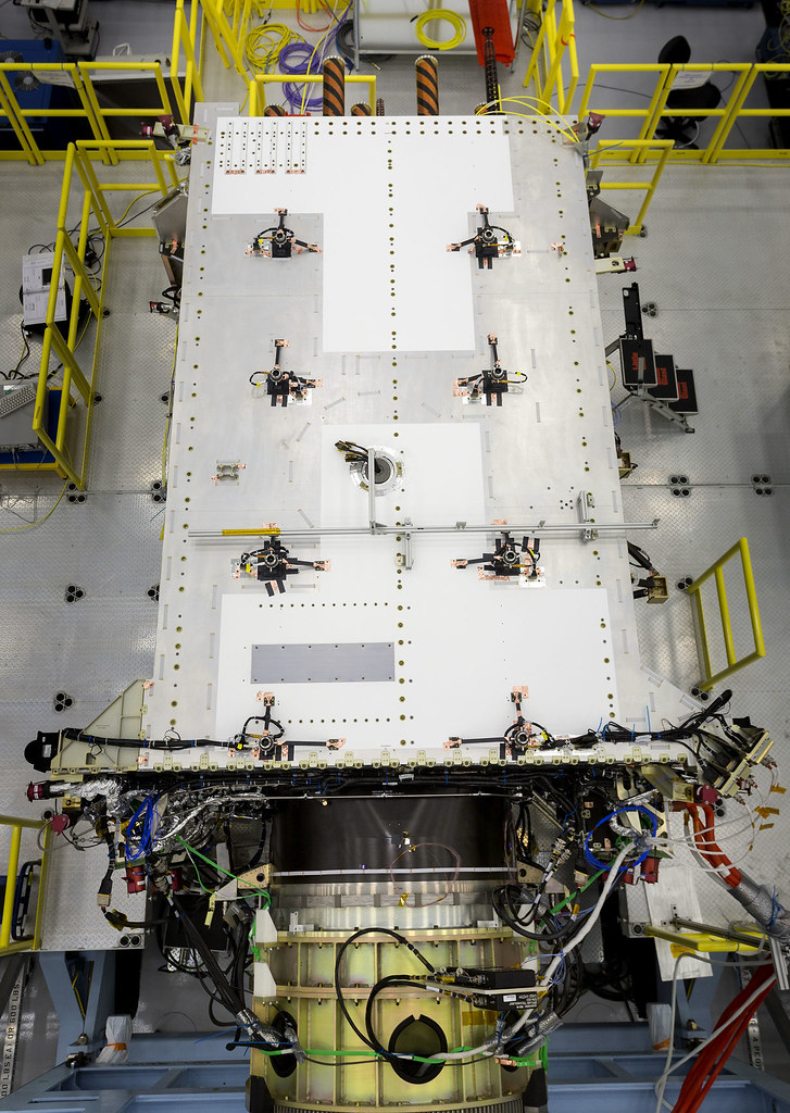Second GPS III Satellite Assembled