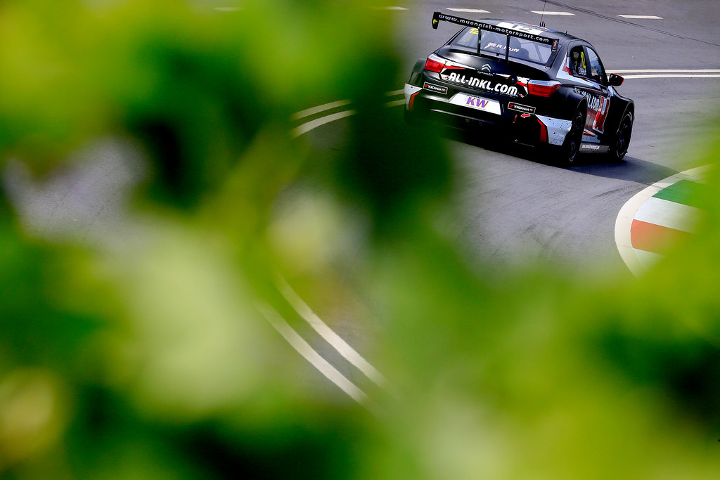 12 HUFF Rob (gbr) Citroen C-Elysee team ALL-INKL.COM Munnich Motorsport action during the 2017 FIA WTCC World Touring Car Championship race of Portugal, Vila Real from june 23 to 25 - Photo Paulo Maria / DPPI