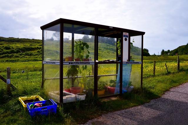 Torrisdale Bus Shelter