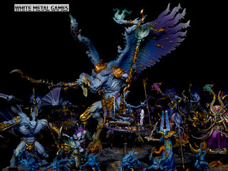Tzeentch Runic Mountain