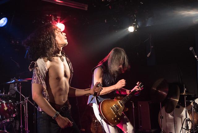 Tangerine live at 獅子王, Tokyo, 27 Jun 2017 -00041
