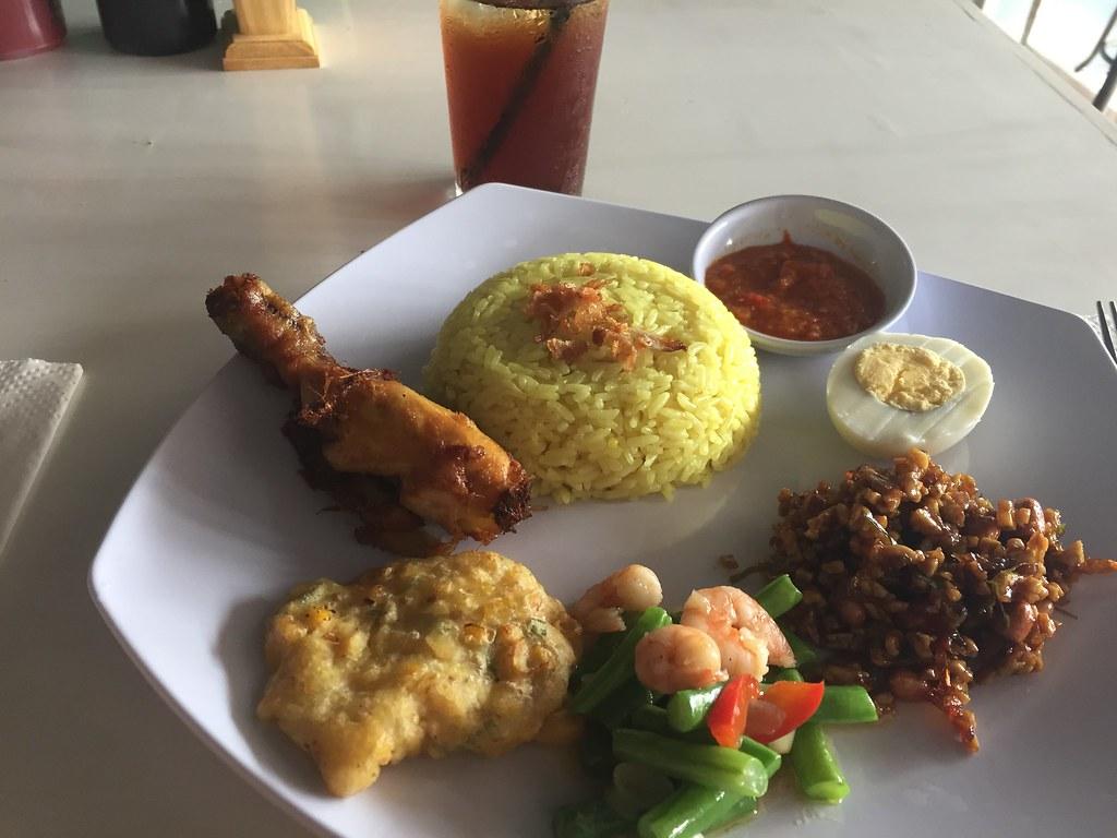 Indonesian Food at Warung Teman