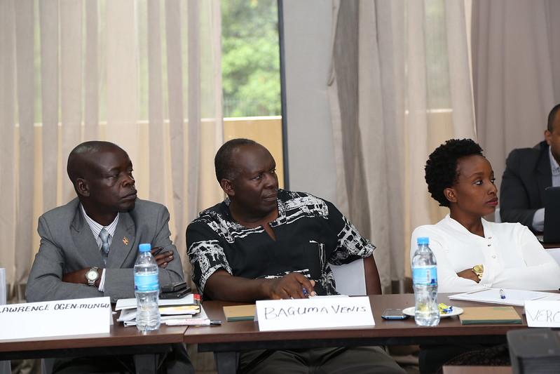 Arusha June 2017 - training of prosecutors and investigators