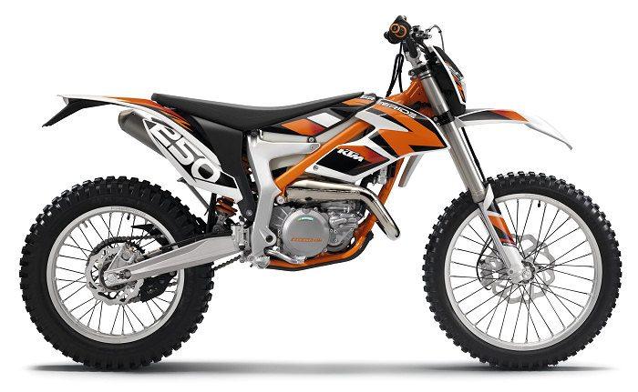 KTM FREERIDE 250 R 2014 - 11