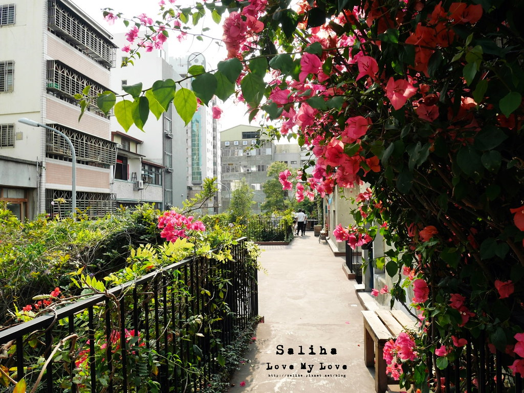 台中西區一日遊景點推薦綠光計畫范特喜文創聚落  (14)