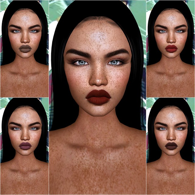Sintiklia Shadow lipstick darks(CATWA)
