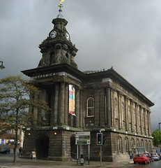 [51721] Stoke-on-Trent : Burslem - Old Town Hall