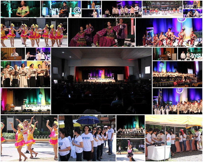 WVSU 115th Founding Anniversary Special Convocation with Music and Dance Production