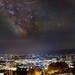 Urban Astrophotography by jonas.wagner