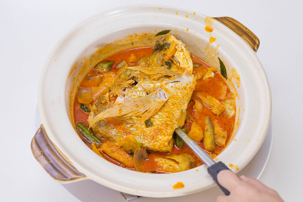 Fish Head Curries: Soon Ho Eating House