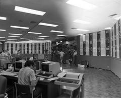 Tally room of the state general election, 29 November 1980