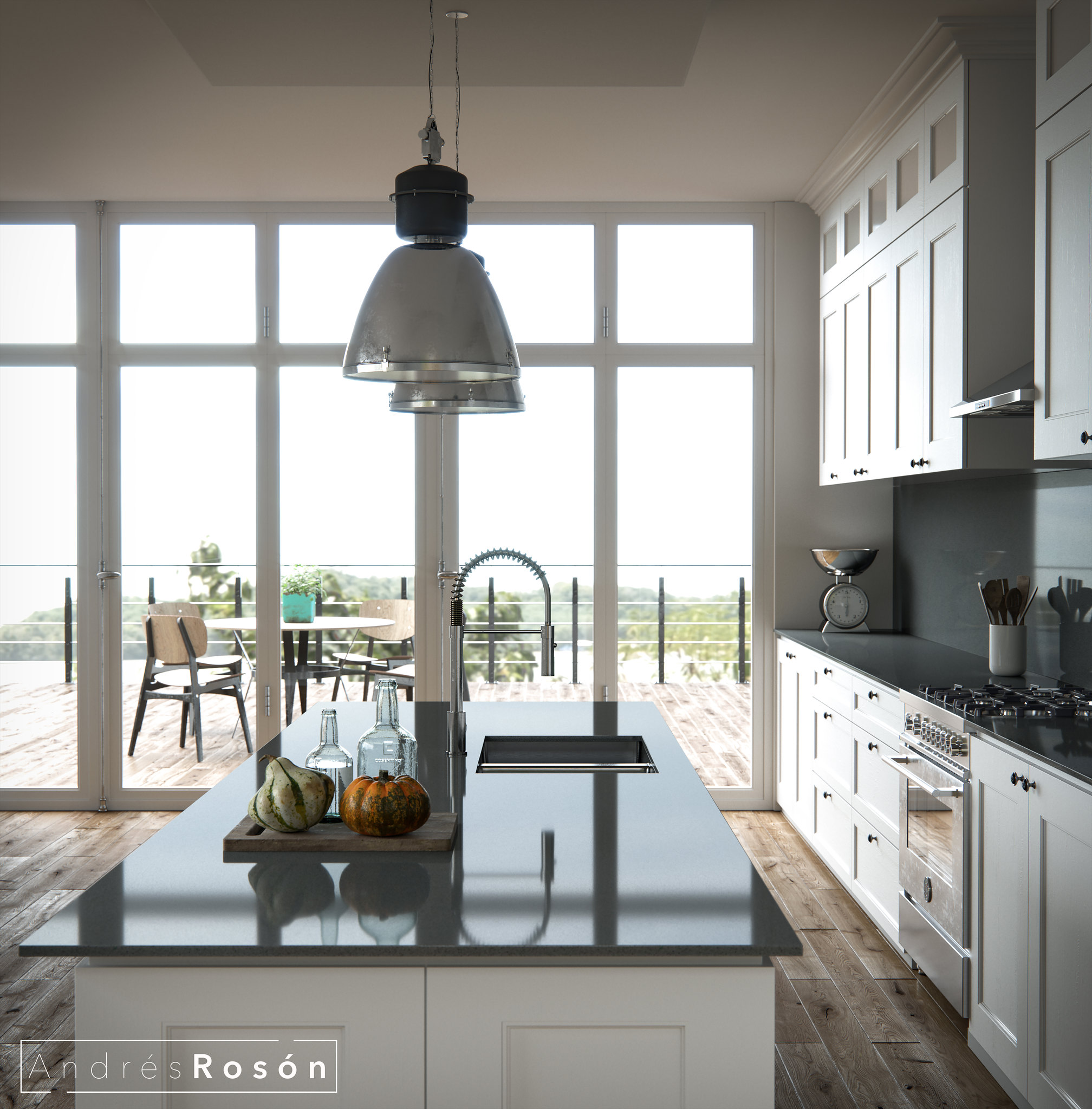 Kitchen Spaces nº2