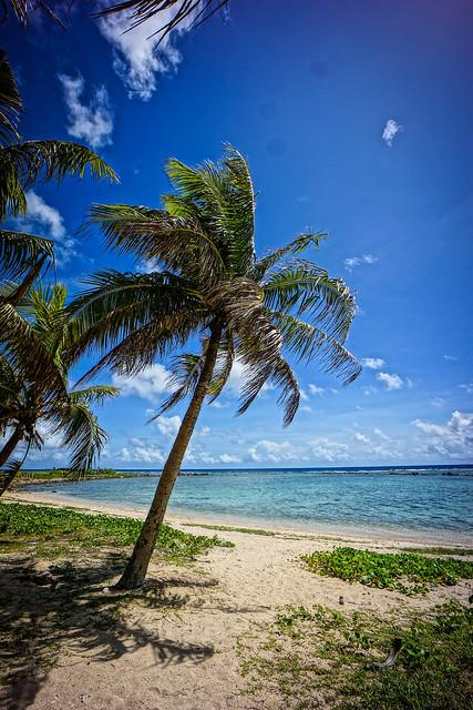 Asan Beach, Sony NEX-7, E 10-18mm F4 OSS