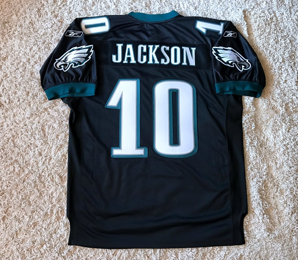 2008 DeSean Jackson (Back)