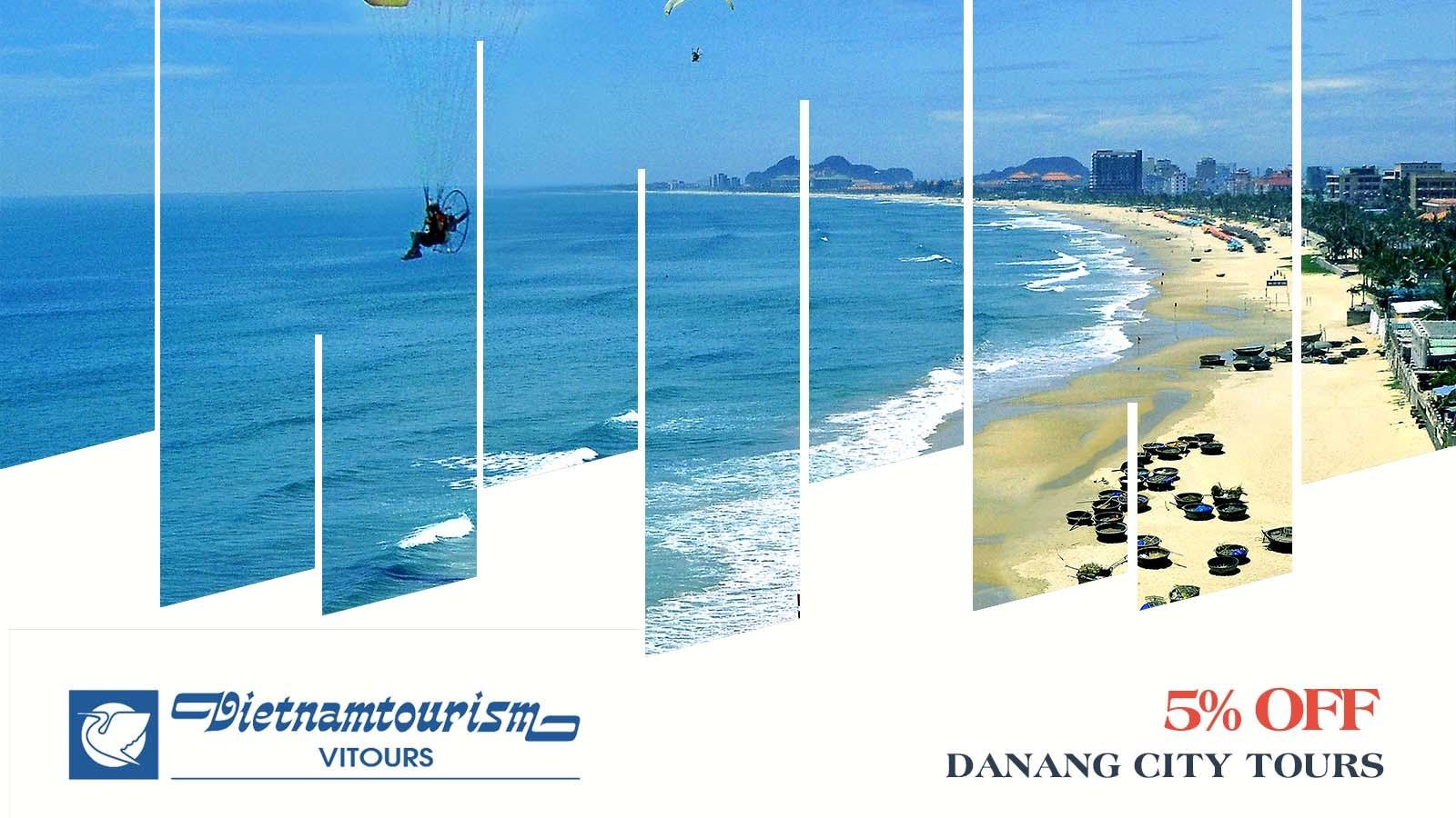 Vitours 5% OFF Danang City Tours 1