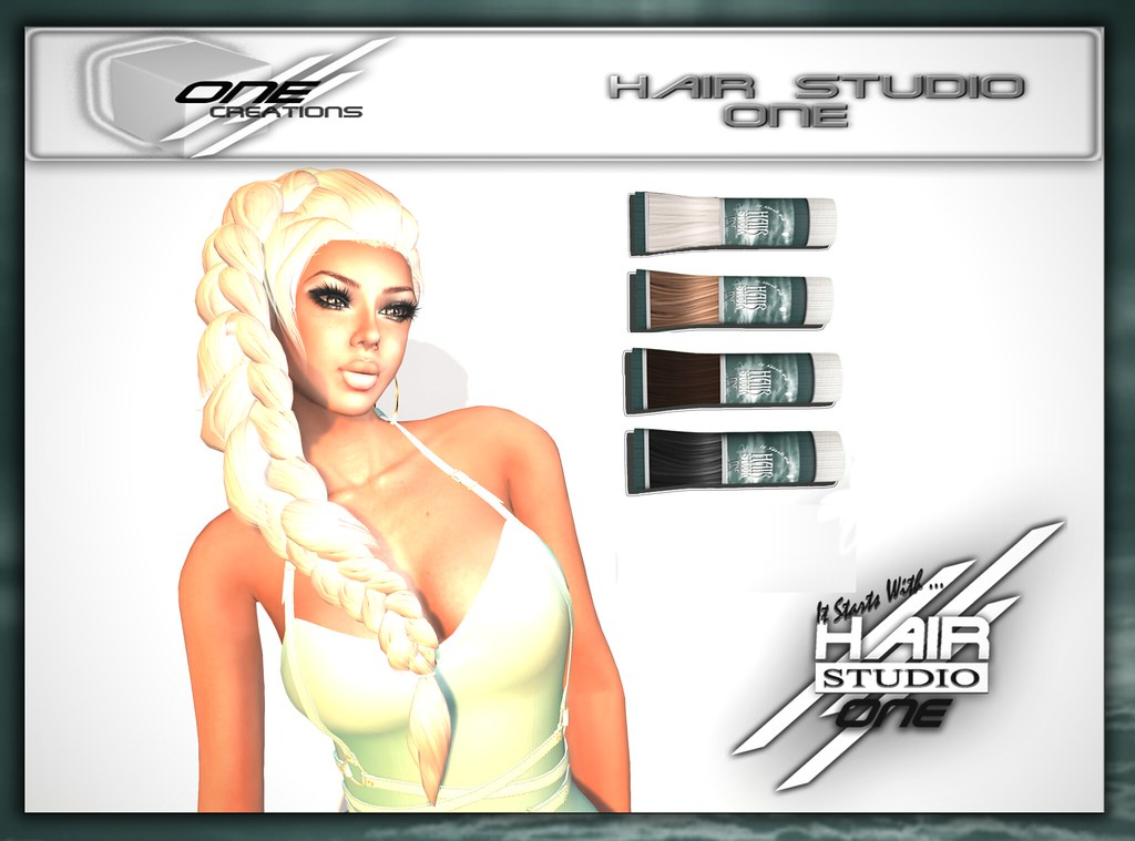 DQ...LONG BRAID - SecondLifeHub.com